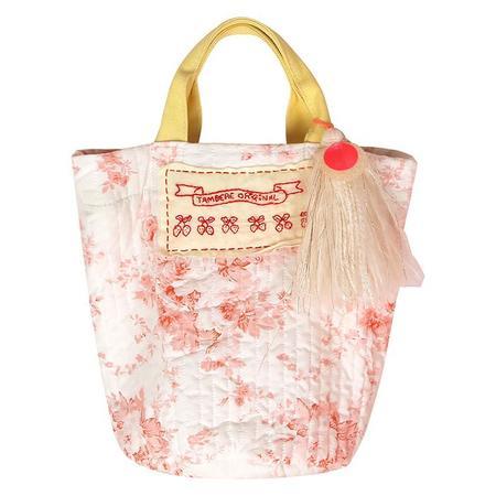Kids Tambere Baron Floral Bag - Pink