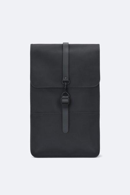 Unisex Rains Backpack Mini - Black