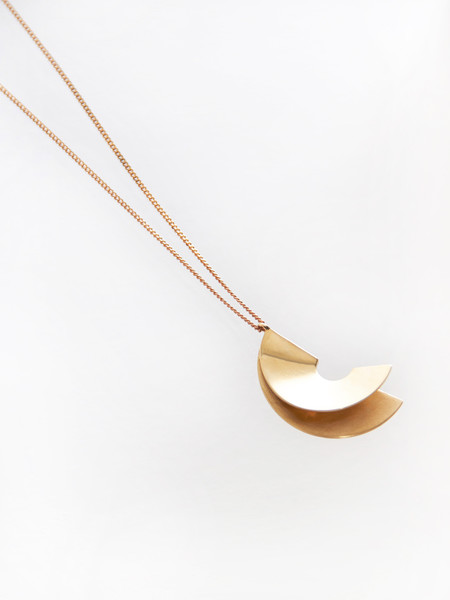 Metalepsis Projects Lygia Pendant Necklace