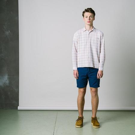 Kestin Inverness Shorts - Water Repellent Lagoon Blue