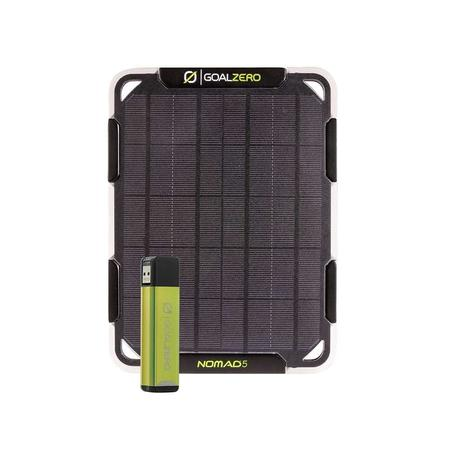 Goal Zero Nomad 5 Solar Kit