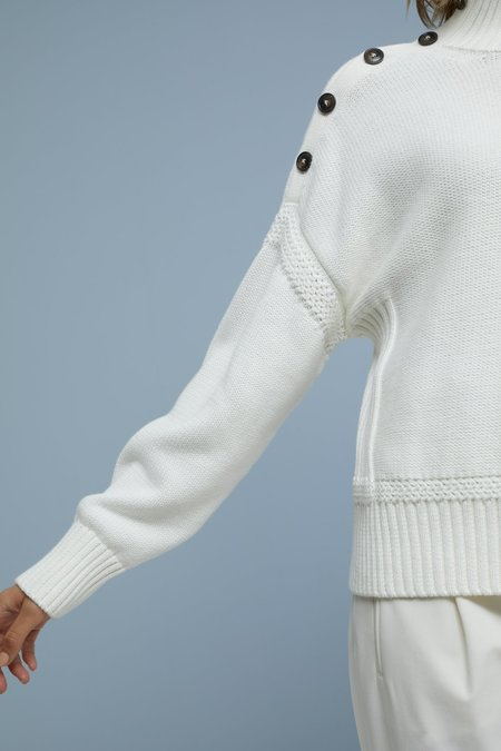 CLOSED Knit sweater - Cream