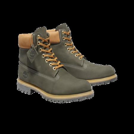 Timberland Premium 6 inch Waterproof Boot TB0A2JC9-A58 - Dark Green