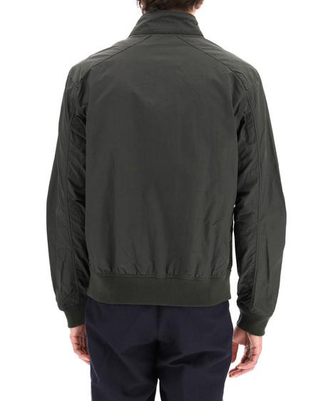 Barbour Harrington Bomber Jacket  - green