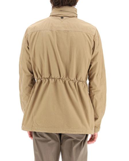 Barbour Crole Cotton Jacket - brown