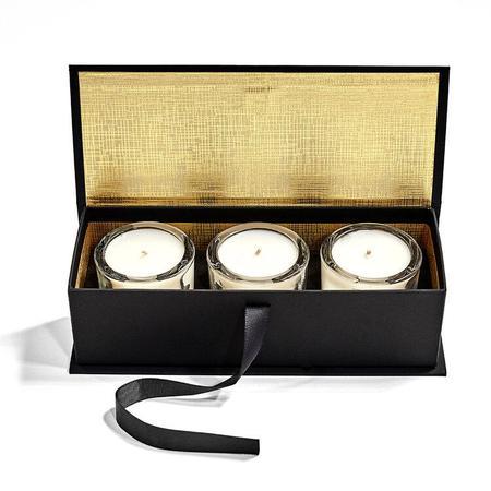 Voyage Et Cie Autumn Set of Three Candles