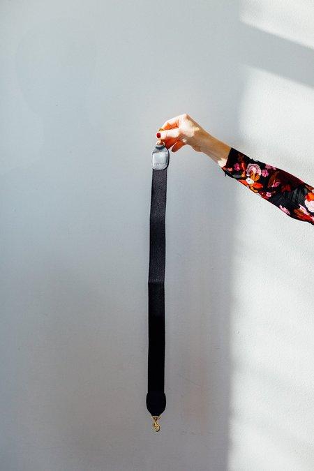 Clare V. Black Detachable Strap - Black
