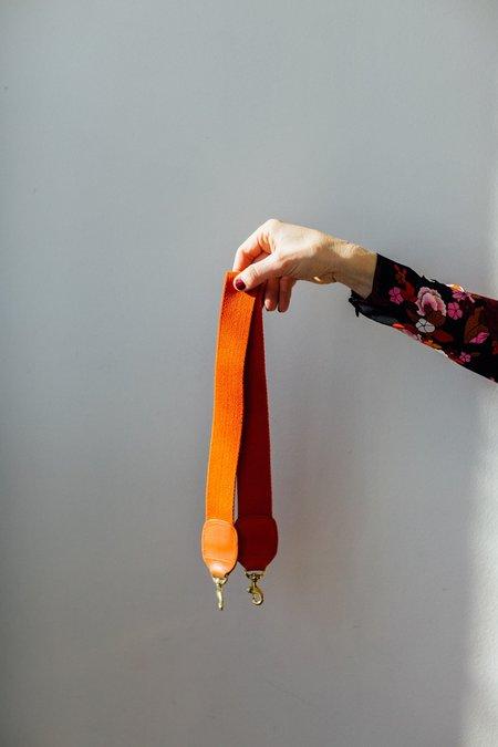 Clare V. Detachable Strap - Poppy