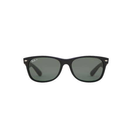 Ray-Ban New Wayfarer 0RB2132-622/58 eyewear - Black Rubber
