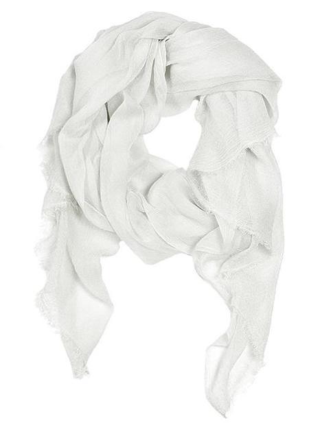 Tilo Scarf - White