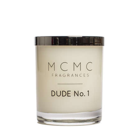 MCMC Fragrances Dude No.1 Candle
