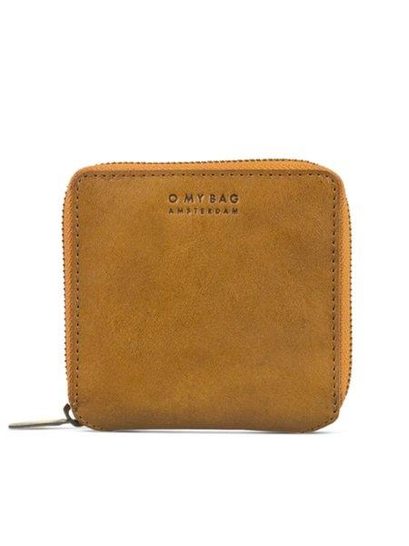 O My Bag Sonny Wallet - Cognac