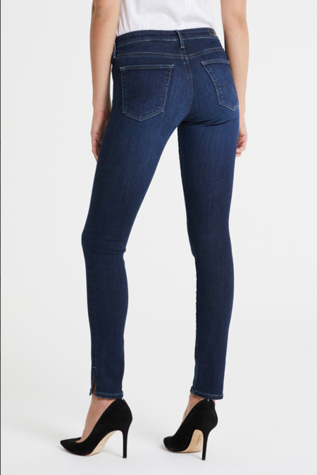 AG Jeans Prima Ankle Jeans - Concord
