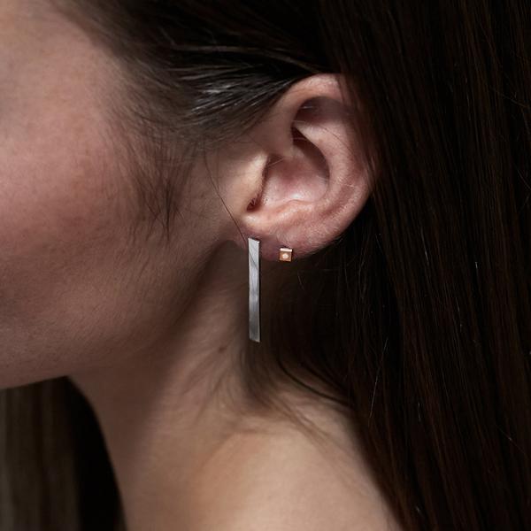 TARA 4779 Percentages Earring Set No.1 - 10-90