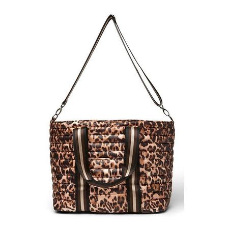 Think Royln Wingman Bag Elevated Pockets - Urban Leopard