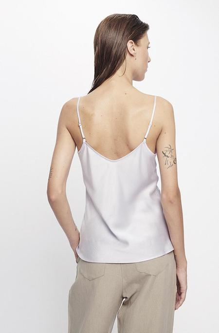 Silk Laundry BIAS CUT CAMI - LILAC
