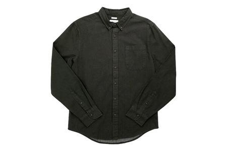 Bridge & Burn Sutton Shirt - Dark Olive Dobby
