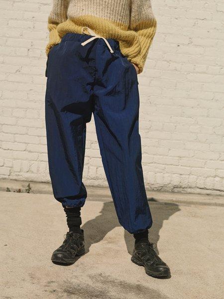 MAN-TLE R9 D6 Nylon Pants - Bluewater