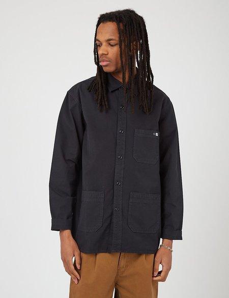 Edwin Major Ripstop Shirt - Black