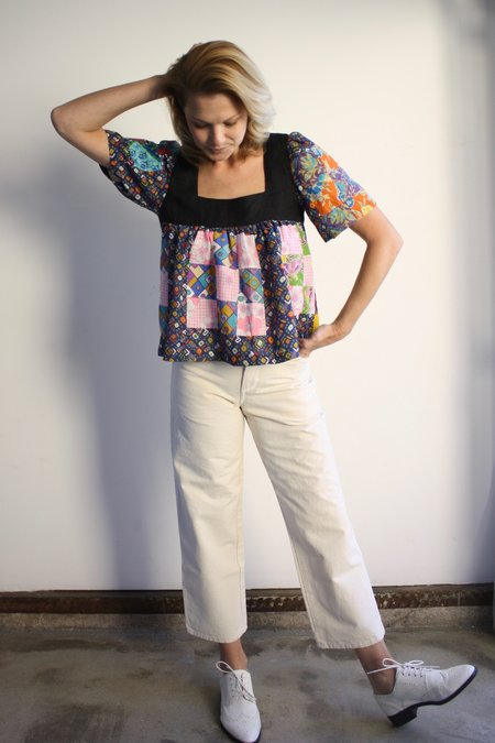 Carleen Square Neck Shirt