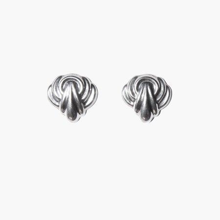 Kindred Black Ivo Earrings - sterling silver