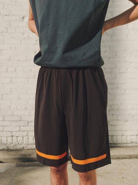 GR10K  Taped Ultrasound HC Shorts - Bark Brown