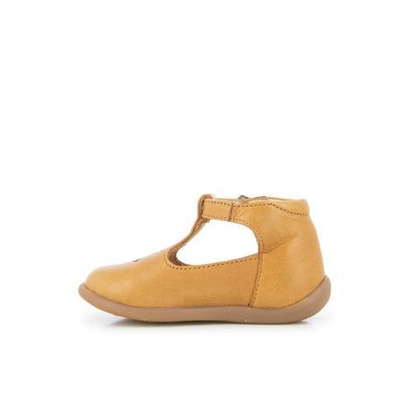 pom d'api stand up salome oxford shoes - camel
