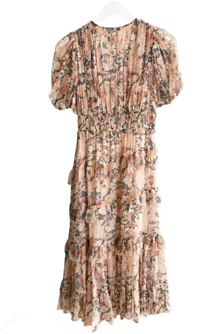 Ulla Johnson Aliya Dress - Gardenia