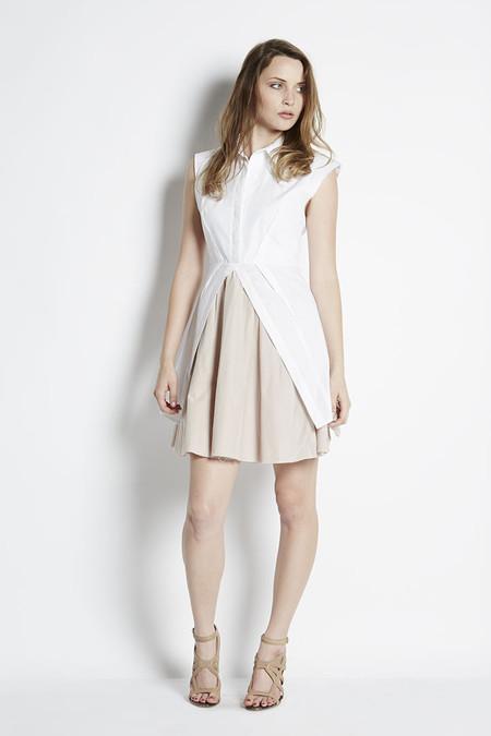 Eve Gravel Sugar Cane Dress