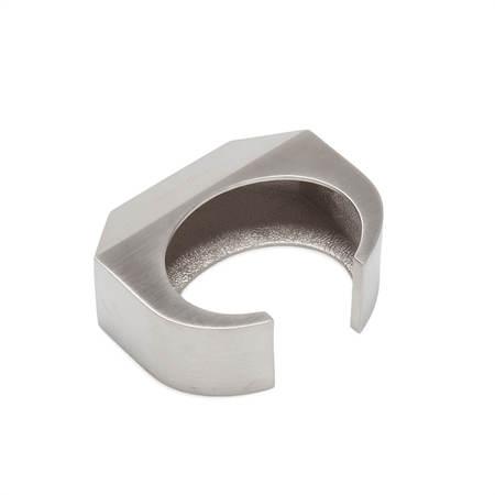 RICK OWENS Iconic bracelet - Silver