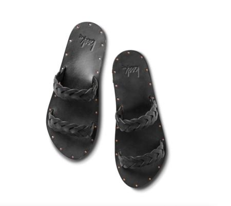 Beek Hummingbird Sandals - Black