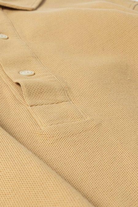 Outland Marcel Polo Shirt - Beige