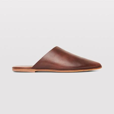 St. Agni Zuri Flat - Antique Tan
