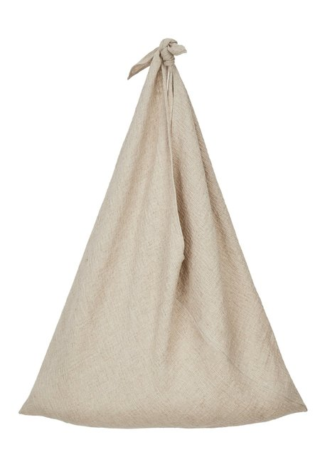 Missing you already Linen The Bag - Natural