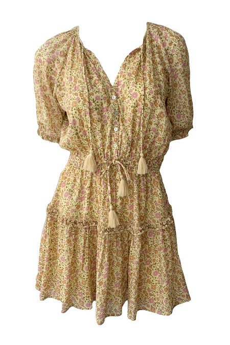 SPELL & THE GYPSY COLLECTIVE Rae Playdress - Daisy Yellow
