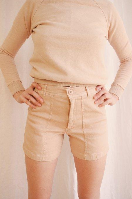 Unisex Jungmaven Venice Shorts - Dusty Pink