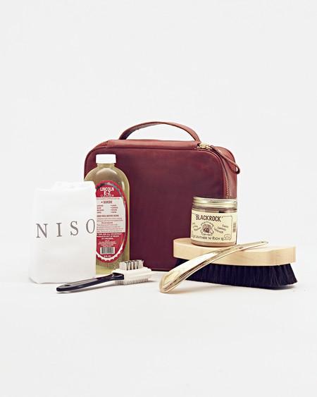 Nisolo All Inclusive Shoe Care Kit