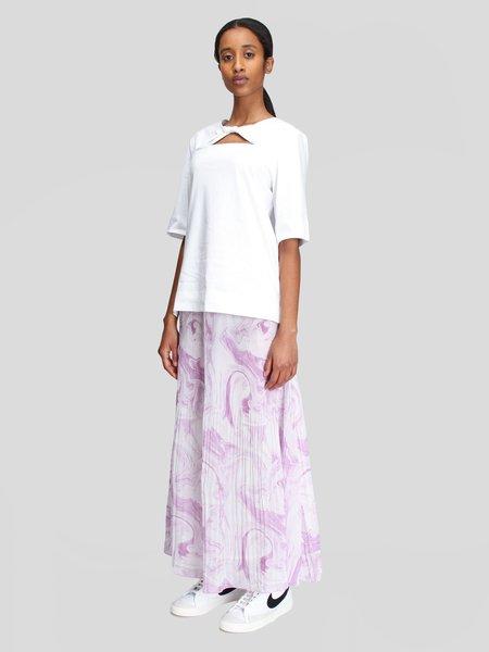 Ganni Skirt - Orchid Bloom