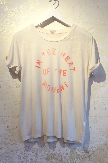 Mother Denim 'In the Heat of the Moment' Oversized Tee