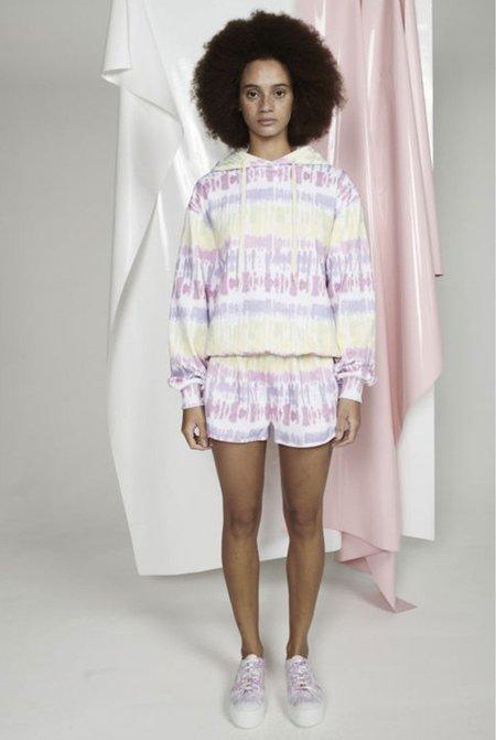 Olivia Rubin Hebe Tie Dye Shorts - Multi