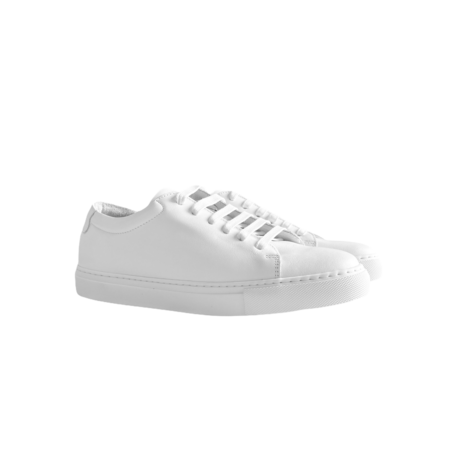 National Standard Sneakers Edition 3 Low Leather Sneakers - White