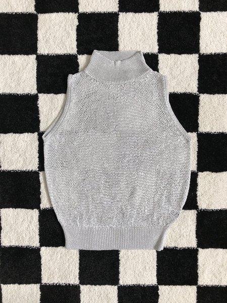 MILA ZOVKO NINA Sweater - Silver