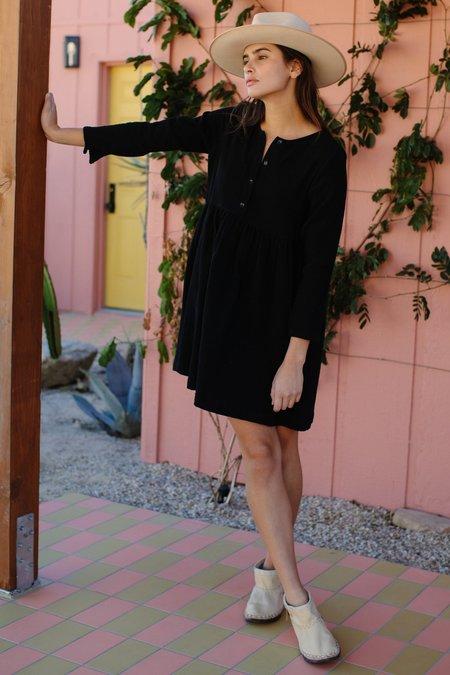 Rachel Pally Gauze Rocio Dress - Black