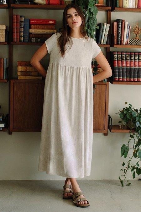 Rachel Pally Linen Esme Dress - Natural