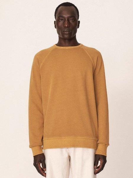 YMC Schrank Raglan Sweatshirt - Yellow