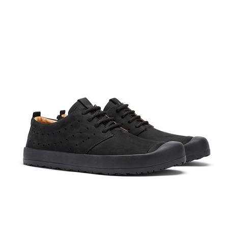 VOLTA FOOTWEAR Gumsole Berghain shoes - Black