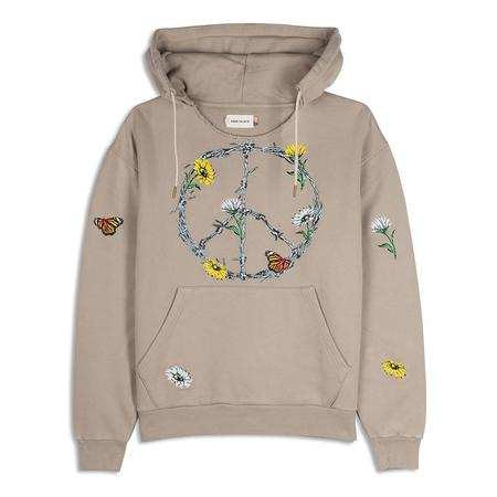 Honor The Gift Iron Peace Pullover Hoodie - Haze