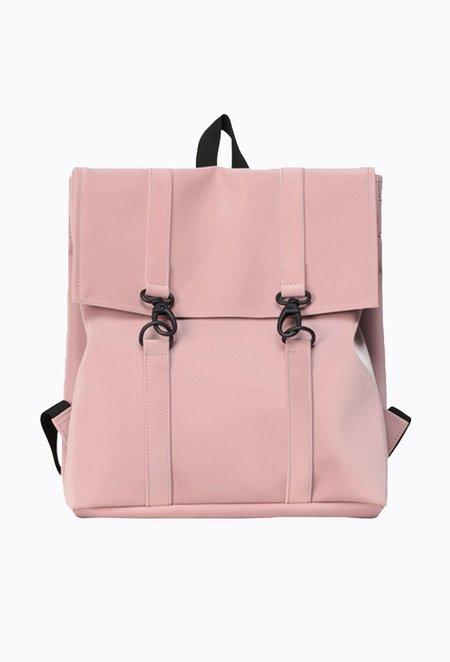 Unisex Rains Msn Bag Mini - Blush