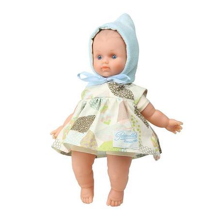 Petit Collin Petite Feuille Leo Ecolo Baby Doll