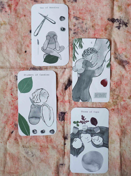 Lexa Luna Future Ancestor Tarot Deck